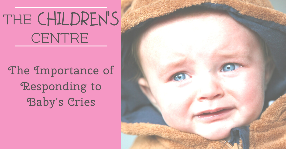 The Importance of Responding to Baby's Cries