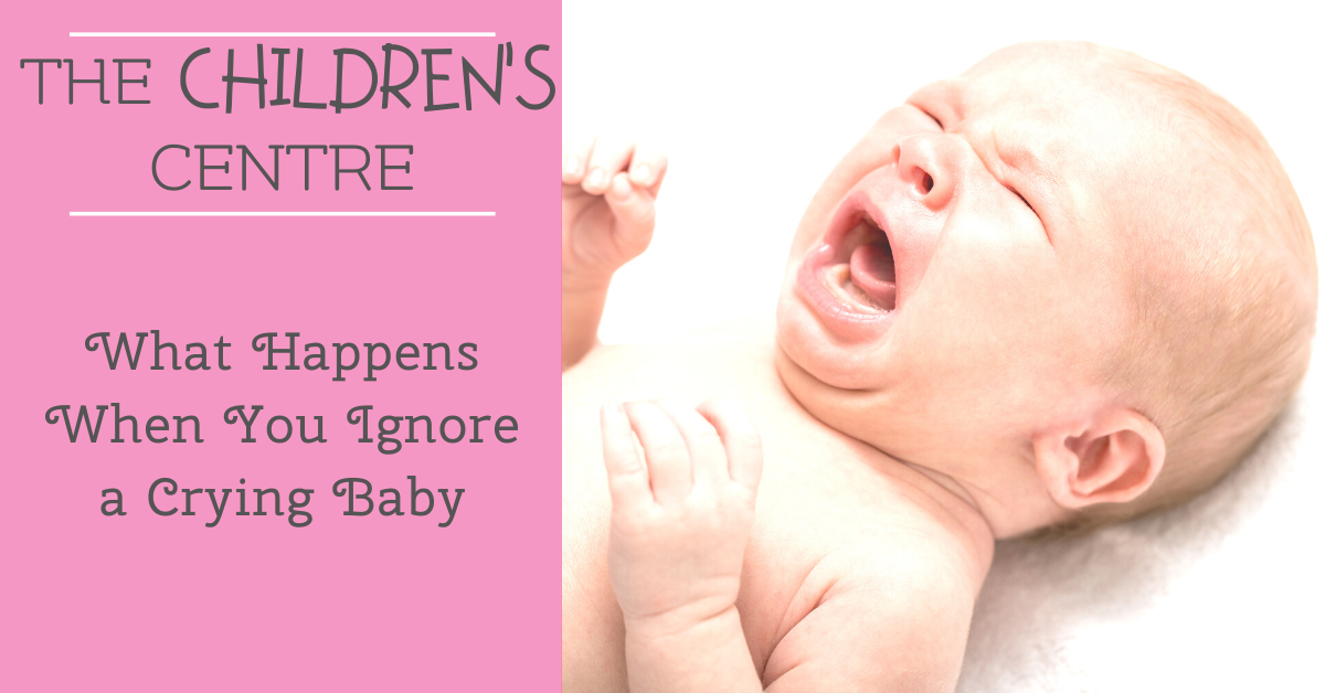 What Happens When You Ignore a Crying Baby